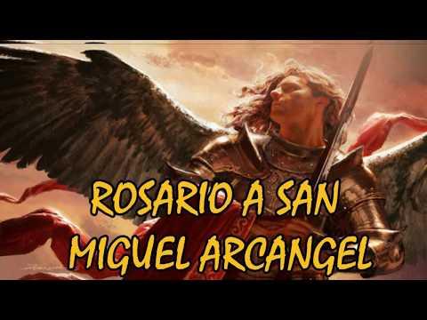 El Poderoso Rosario de San Miguel Arcángel.
