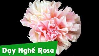 Cạo socola - Sủi hoa cẩm chướng - Bài 15