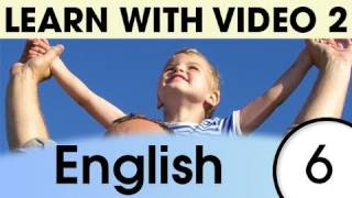 Top 20 English Verbs 4, Learn English with Video