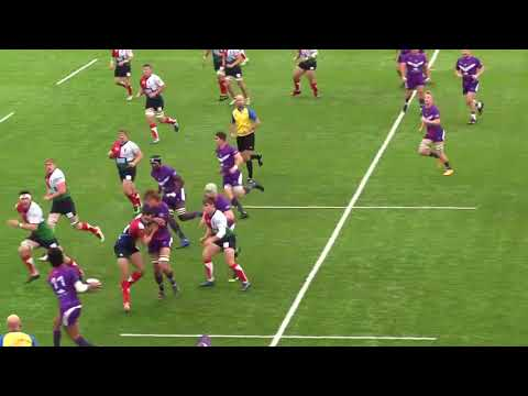 Loughborough Students Vs. Hull Ionians