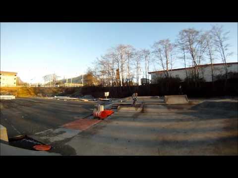 A Day at Sitka, Alaska Skatepark
