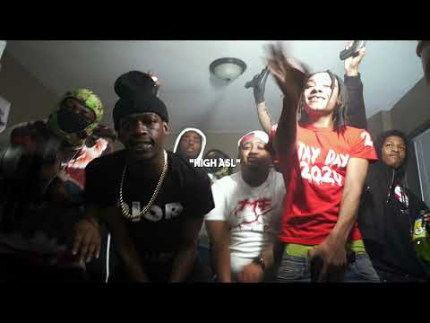 """TTE Day Day - High Asl """"Fbg Diss"""""""