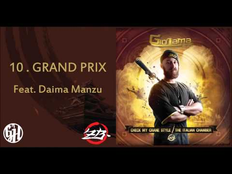 Giò Lama - Grand prix feat. Daima Manzu