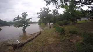 Bowie (TX) United States  city images : Amon Carter Lake, Bowie TX 2015 flood