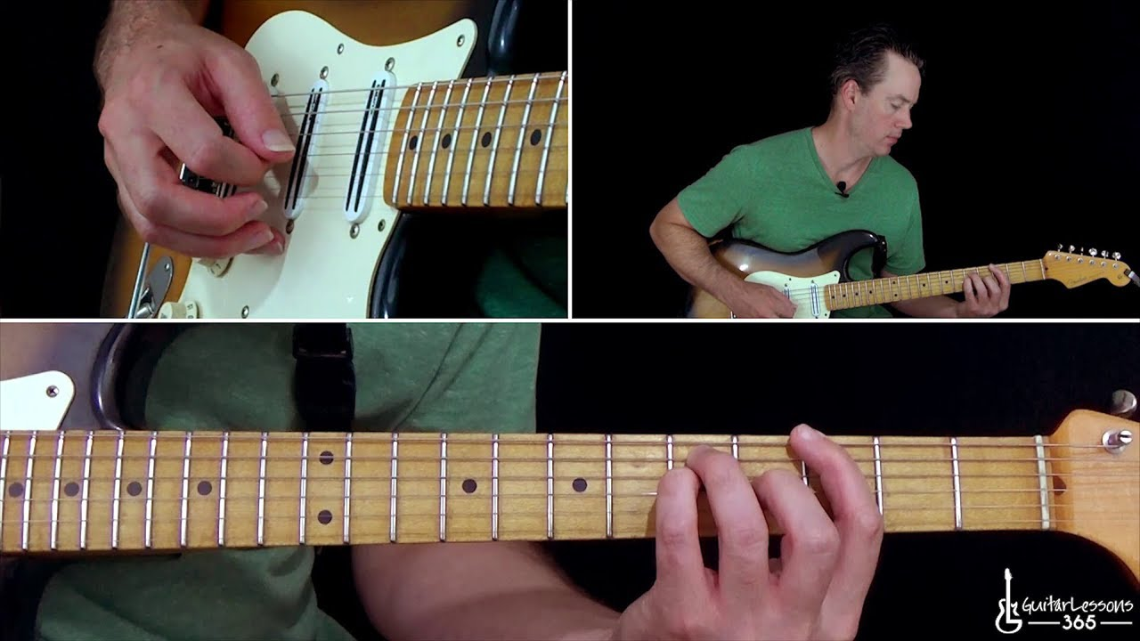 Foo Fighters – The Sky Is A Neighborhood Guitar Lesson