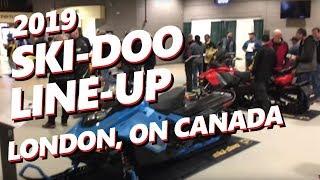 9. 2019 SKI-DOO LINEUP SPRING TOUR: 2018 OPEN HOUSE LONDON CANADA