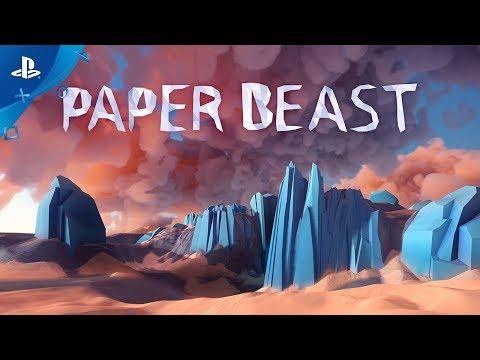 Paper Beast - Trailer | PS4, PS VR de Paper Beast