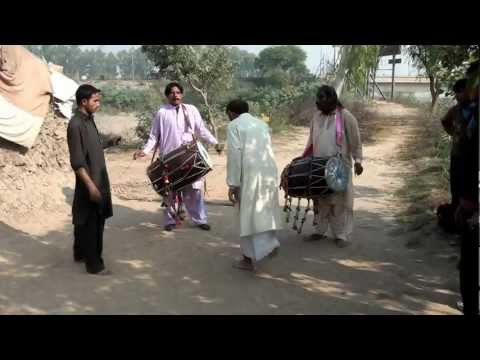 gujrat - this style of bhangra is performed in zilla Gujrat, Punjab pakistan at the end of the video u will see luddi as well.