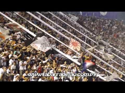 La Verdadera Hinchada de Olimpia - La Banda Del Pelado 2011 / La sudamericana vamo' a traer - La Barra del Olimpia - Olimpia - Paraguay - América del Sur