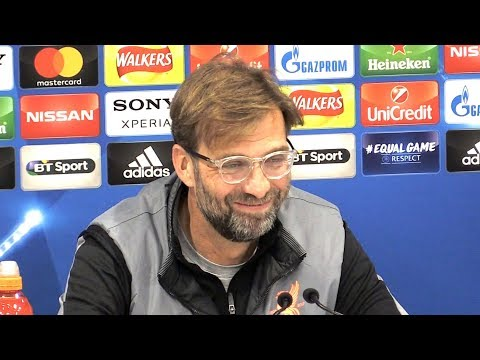 Jurgen Klopp Full Pre-Match Press Conference - Liverpool V Porto - Champions League
