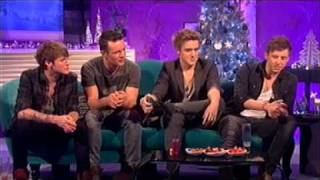McFly interview Alan Carr Chatty Man January 2011