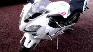 10. Aprilia rs 50 2011