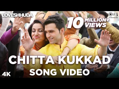 Chitta Kukkad - Loveshhuda | Wedding Song | Girish Kumar, Navneet Dhillon