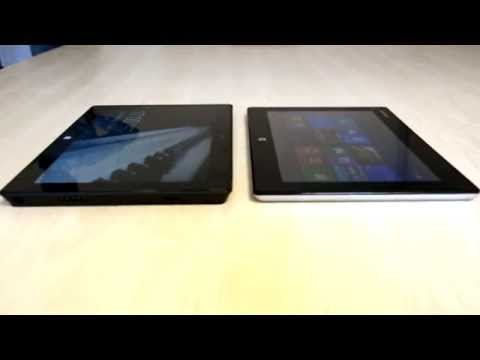 Lenovo Miix 10 review (Surface Pro side-by-side comparison)