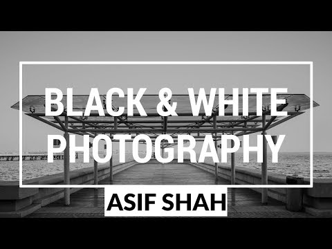 Experiments with Lens : Black & White Photography