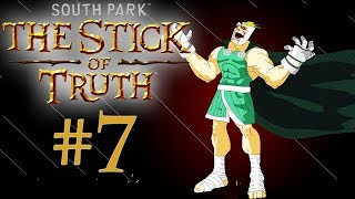 South Park The Stick of Truth - Part 7 | PLASTIC SURGERY!
