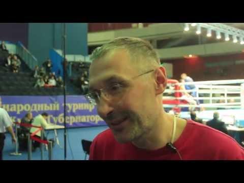 Олимпийская платформа - Олимпийская платформа:золотые слова Руслана Дотдаева о боксе