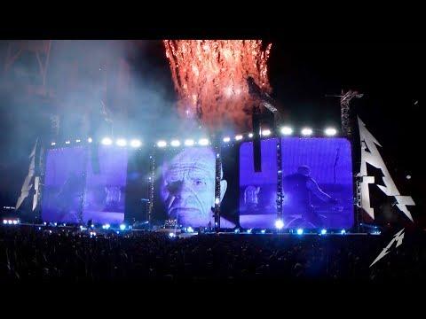 Video Metallica: Enter Sandman (MetOnTour - San Diego, CA - 2017) download in MP3, 3GP, MP4, WEBM, AVI, FLV January 2017