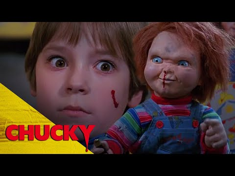 Andy Barclay vs Chucky | Chucky Official