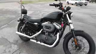 10. 461847 - 2009 Harley Davidson Sportster 1200 Nightster - Used Motorcycle For Sale