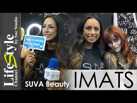 SUVA Beauty on LifeStyle Channel
