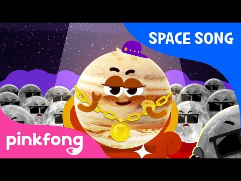 Jupiter | Space Song | Pinkfong Songs for Children