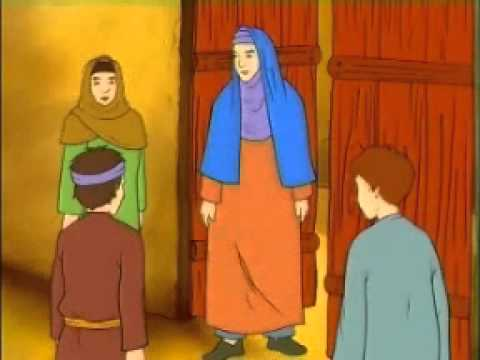 Dini Filmler Islami Videolar Cizgi Komsuluk Hakki