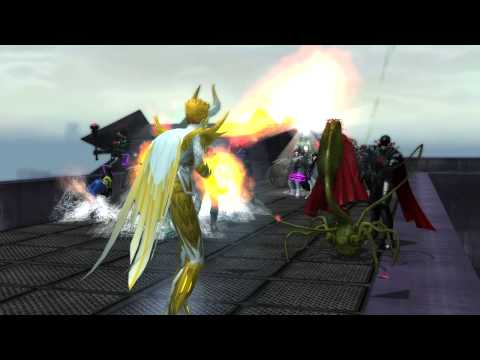 City of Heroes - Watch the launch trailer for City of Heroes Freedom. Now you can play the world's most popular super-powered MMO for free, forever. New powers, dangerous vil...