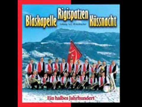 Blaskapelle Rigispatzen - Ein halbes Jahrhundert