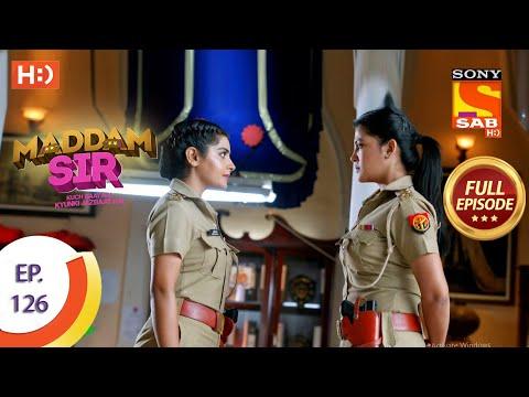 Maddam Sir - Ep 126 - Full Episode - 3rd December 2020