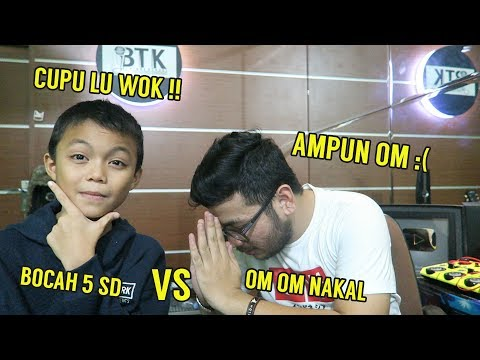 BEATBOX EWOK DI BANTAI PENTOLAN KIDS JAMAN NOW !! - Beatbox Battle Game