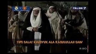 Tips Sholat khusyuk Ala Rasulullah SAW1. Ma'rifatullah atau Mengenal Allah SWT2. Memahami Makna Sholat3. Menikmati Bacaan Sholat