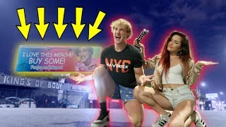 Join the movement. Be a Maverick ► https://ShopLoganPaul.com/And I thought I was savage...SUBSCRIBE FOR DAILY VLOGS! ► http://bit.ly/Subscribe2LoganWatch Yesterday's Vlog  ► https://youtu.be/SnURN6jaSXcWatch the FULL SECOND VERSE  ►  https://youtu.be/oeCytho8wq4ADD ME ON:INSTAGRAM: https://www.instagram.com/LoganPaul/TWITTER: https://twitter.com/LoganPaulCheck out Clarissa's Channel:https://www.youtube.com/user/clarissamay09I'm a 22 year old kid living in Hollywood. I make comedy vids, travel a lot, and I have a pretty colorful parrot named Maverick. This is my life.https://www.youtube.com/LoganPaulVlogs