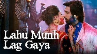 Nonton Lahu Munh Lag Gaya Song - Goliyon Ki Raasleela Ram-leela ft. Deepika Padukone, Ranveer Singh Film Subtitle Indonesia Streaming Movie Download