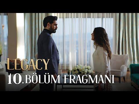 Emanet 10. Bölüm Fragmanı | Legacy Episode 10 Promo (English & Spanish subs)