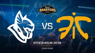 Heroic vs Fnatic - DH MASTERS Stockholm - map2 - de_inferno [CrystalMay, SSW]