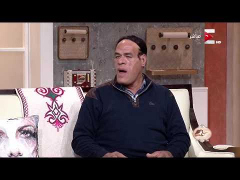 حسين أبو حجاج في أول ظهور له بعد شائعة وفاته