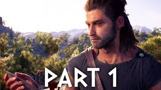 Assassin's Creed Odyssey Gameplay Walkthrough Part 1 - INTRO (EARLY EXCLUSIVE LOOK)