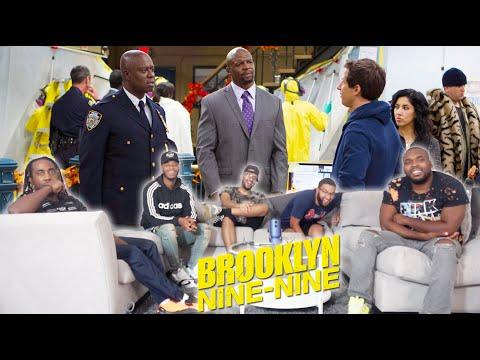 """Brooklyn Nine-Nine 2x7 """"Lockdown"""" Reaction/Review!"""