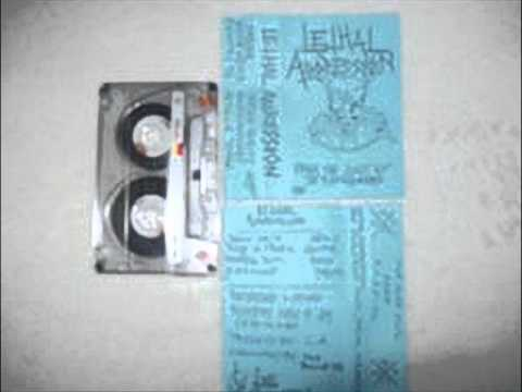 Lethal Aggression - Anarcheology online metal music video by LETHAL AGGRESSION