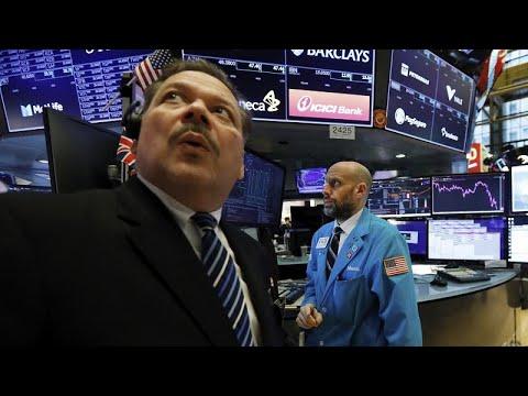 Νέα βουτιά για τις διεθνείς χρηματαγορές εξαιτίας του COVID-19…