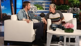Video Ryan Gosling Answers Personal Questions for Charity MP3, 3GP, MP4, WEBM, AVI, FLV Desember 2018