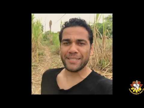 Daniel Alves de volta as origens da Bahia