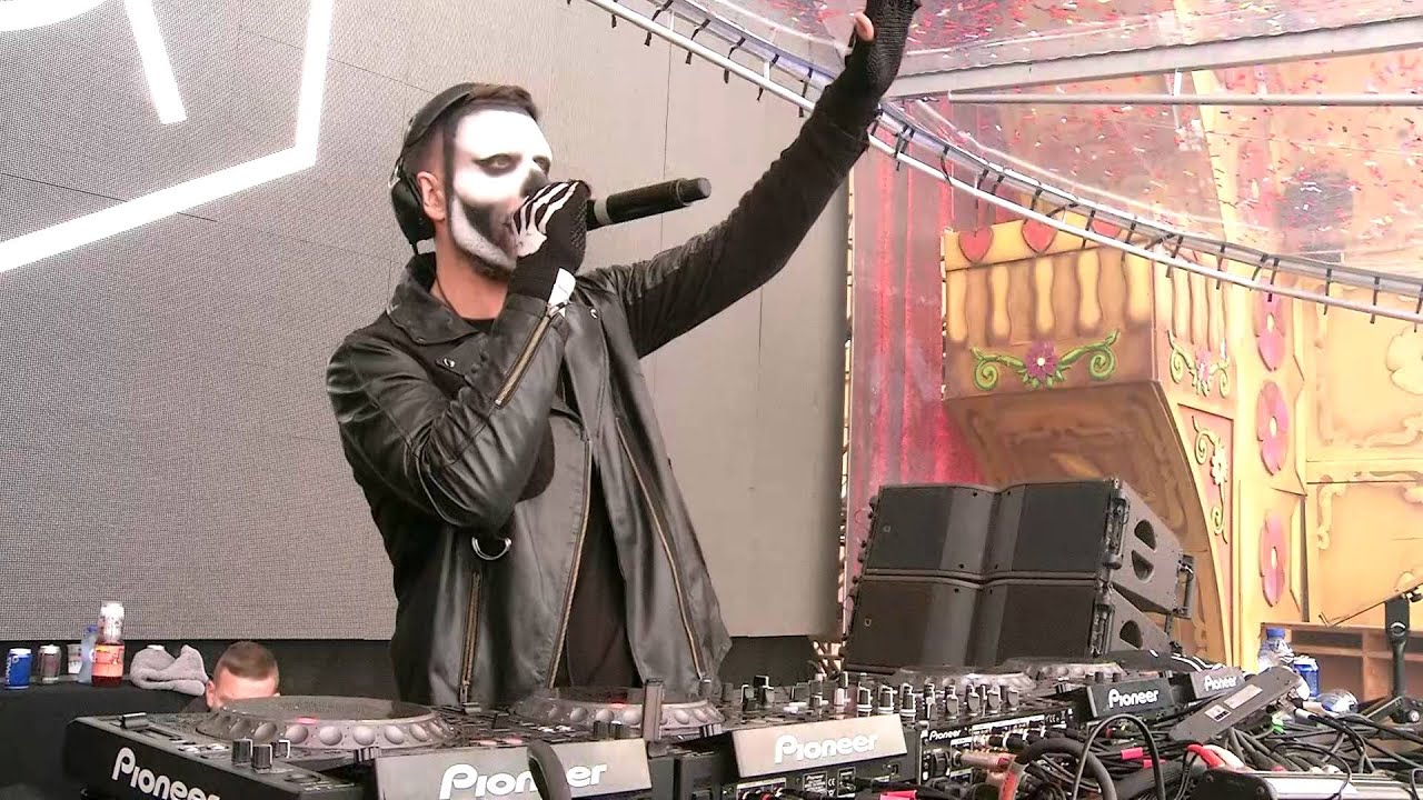 Don Diablo - Live @ Tomorrowland Belgium 2015