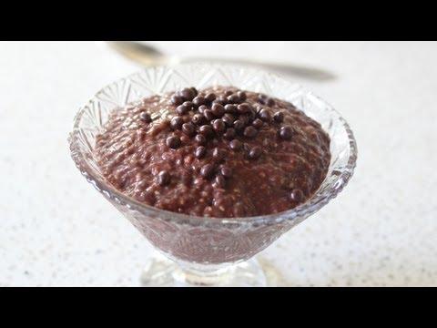 Chia Chocolate Pudding – Chocolate Dessert from Chia Seeds