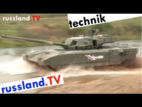 Russlands Superpanzer: T-14 Armata