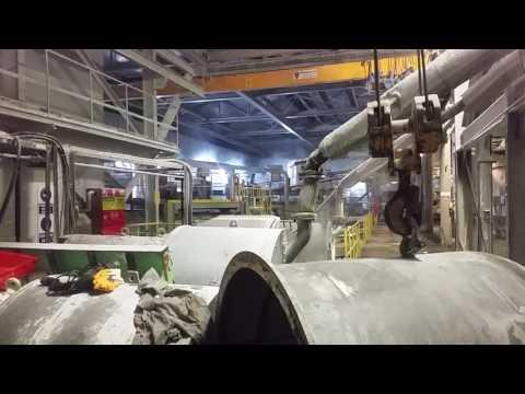santrifüj yerinde balans kırka boraks