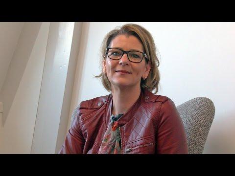 Vicky Giltjes in Bergen op Zoom aktief met Bureau Luister en Kracht van de Kudde