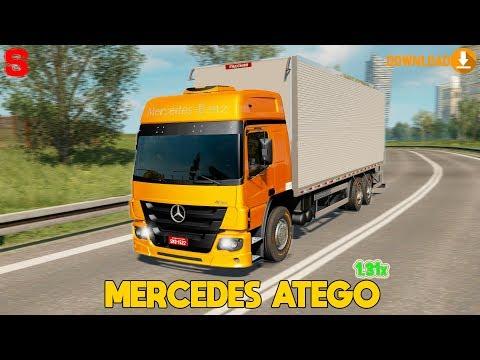 Mercedes Atego 4x2 1.31.x