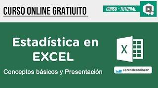 Estadistica en Excel, como hacer estadistica en excelestadistica en excel 2010, estadistica en excel 2013, estadistica en excel 2007, ejercicios de estadistica en excel, formulas de estadistica en excel